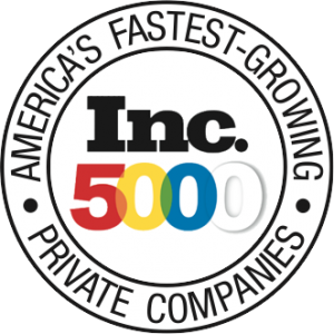 inc 5000 fasterst growing companies