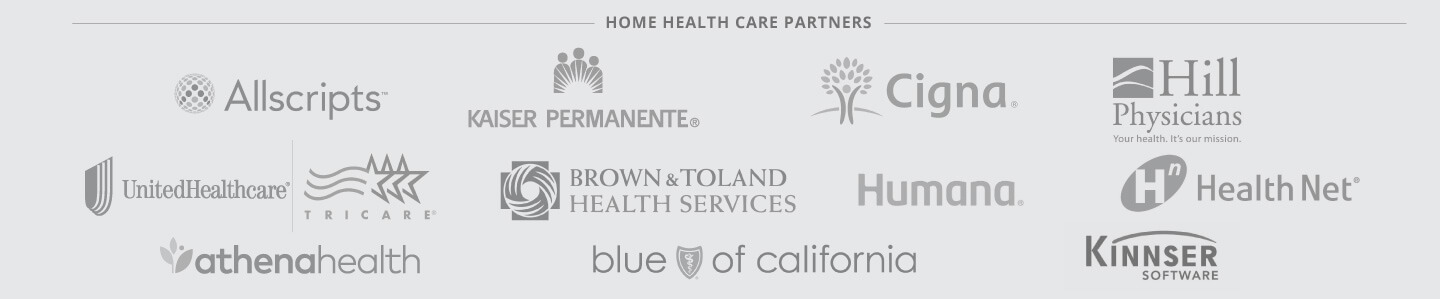 Home Health Care Partners Logo